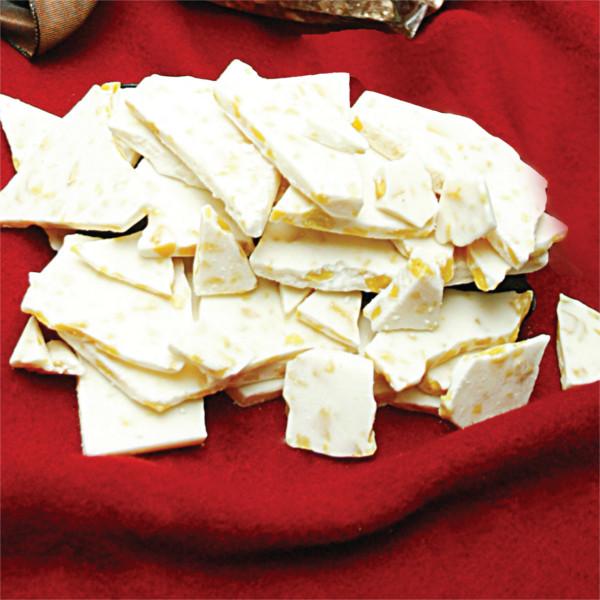 Lemon White Chocolate Fluff